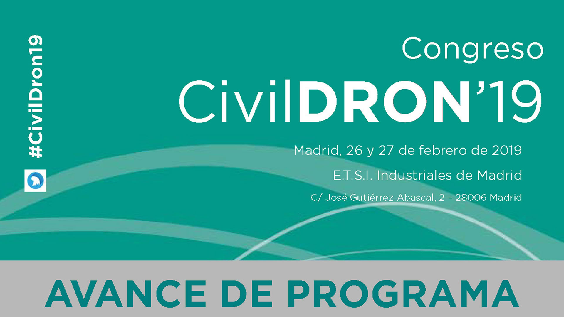congreso civildron 2019