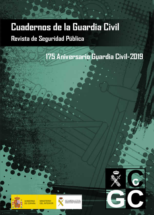 Cuadernos de la Guardia Civil. Especial 175 Aniversario de la Guardia Civil