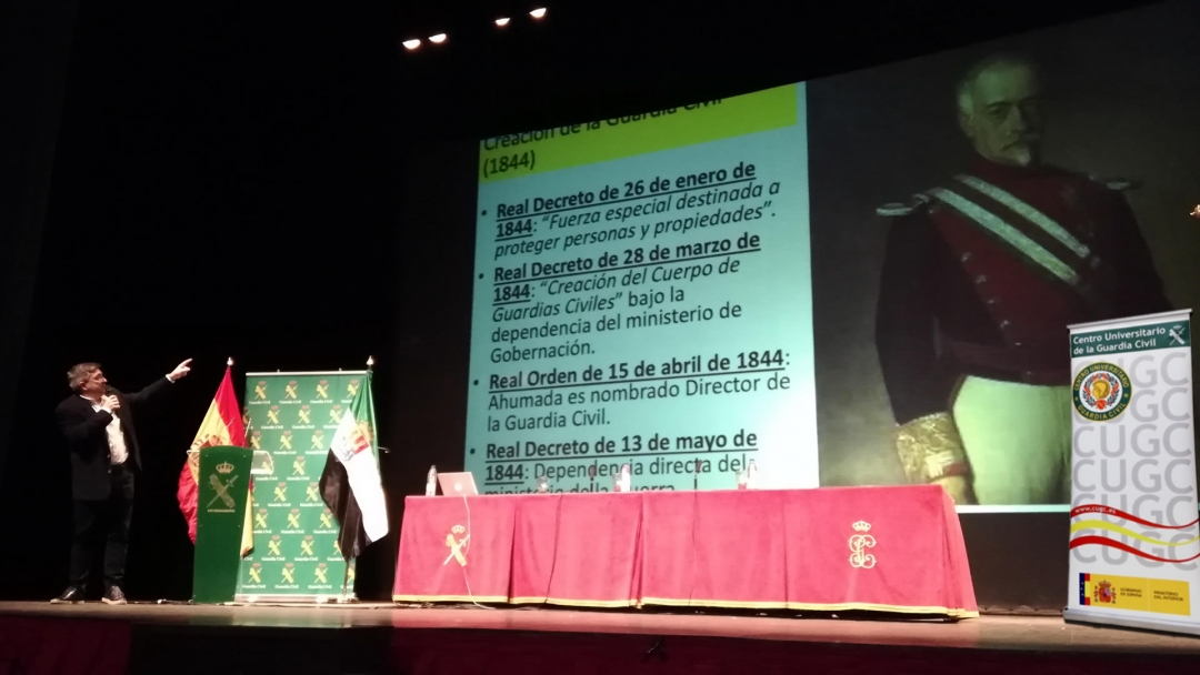 La Guardia Civil, opción de futuro